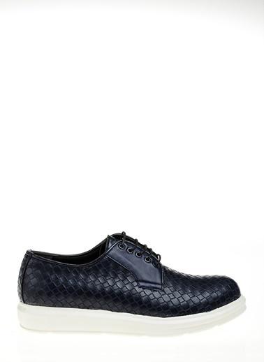 Derigo Bağcıklı Ayakkabı Lacivert
